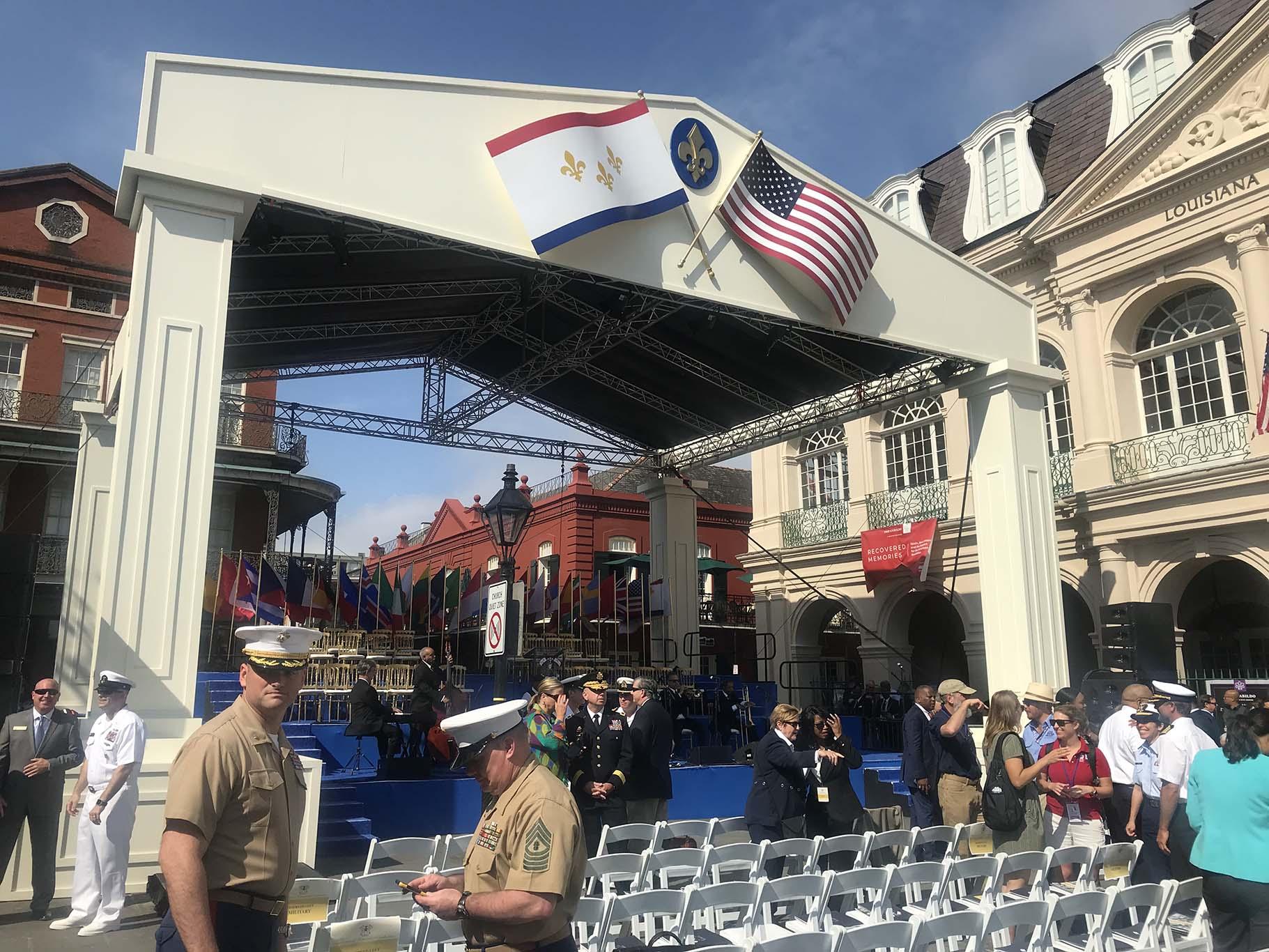 New Orleans Tricentennial Celebration