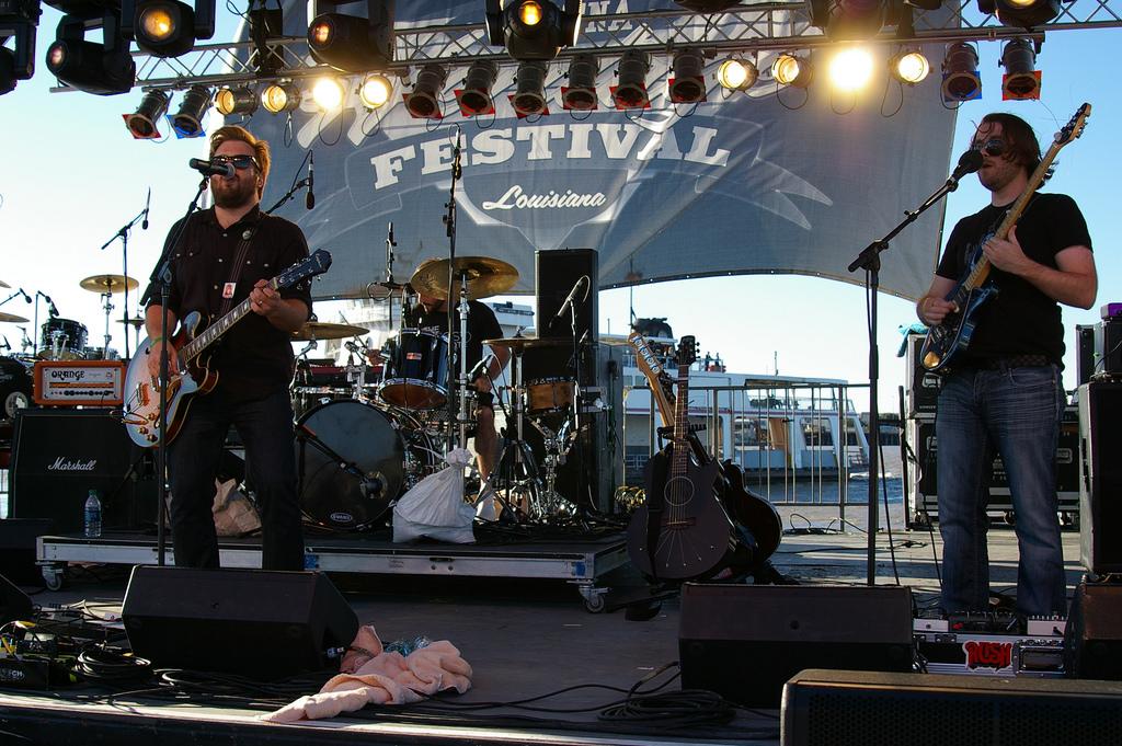 Gretna Festival