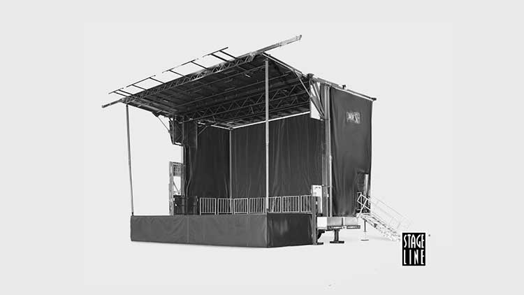 SL-250 Mobile Stage